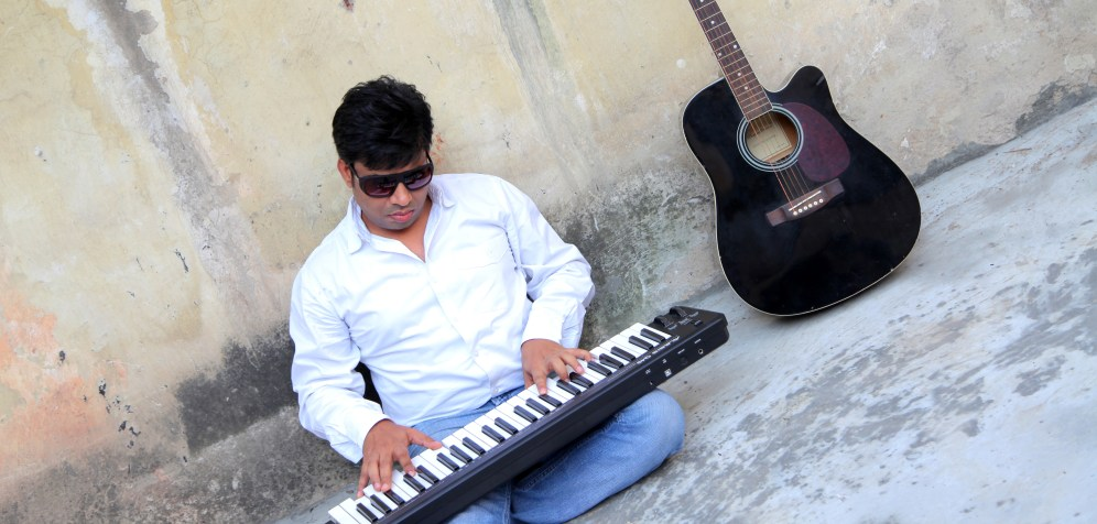 Music Director Raj Mahajan