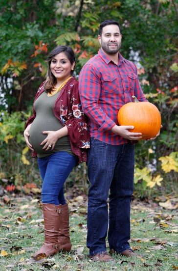 Oct 15, 2017; Troy, MI, USA; Family Portraits. © Raj Mehta Photography LLC