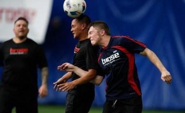 Aug 25, 2018; Auburn Hills, MI, USA; Brose soccer tournament 2018 at Evolution Sportsplex. © Raj Mehta Photography LLC