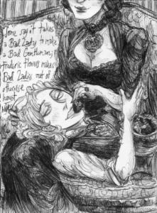 "III. Frederic (""A Zine For Bad Gentlemen"")"