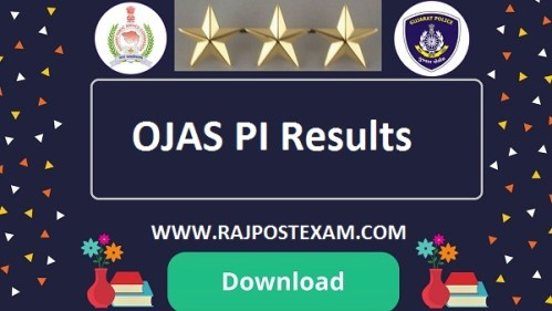 Ojas PI Results 2017
