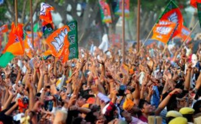 BJP election candidate list