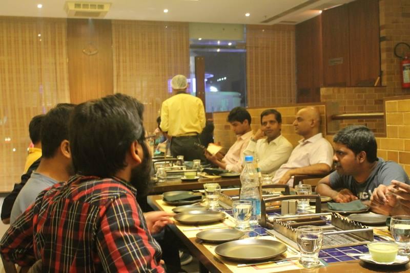 Indic Firefox OS Sprint Pune, June 2014 (5/6)
