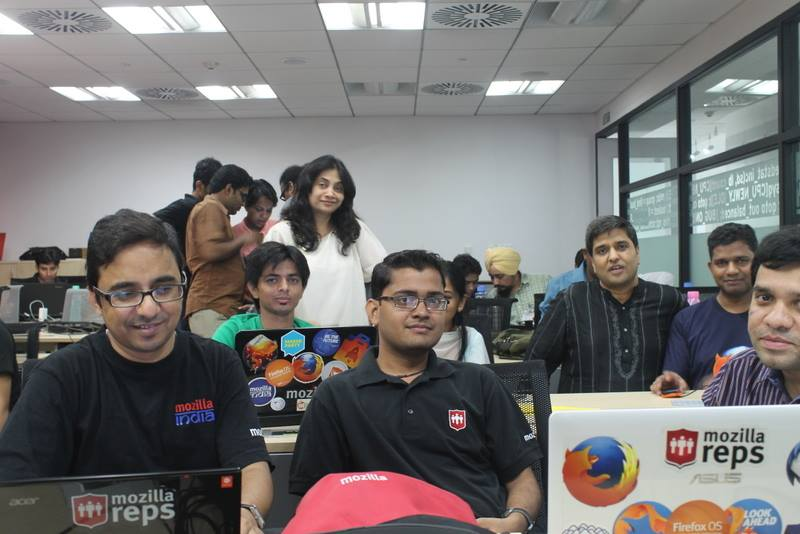 Indic Firefox OS Sprint Pune, June 2014 (4/6)