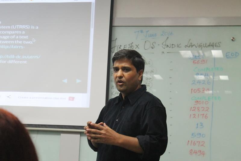 Indic Firefox OS Sprint Pune, June 2014 (3/6)