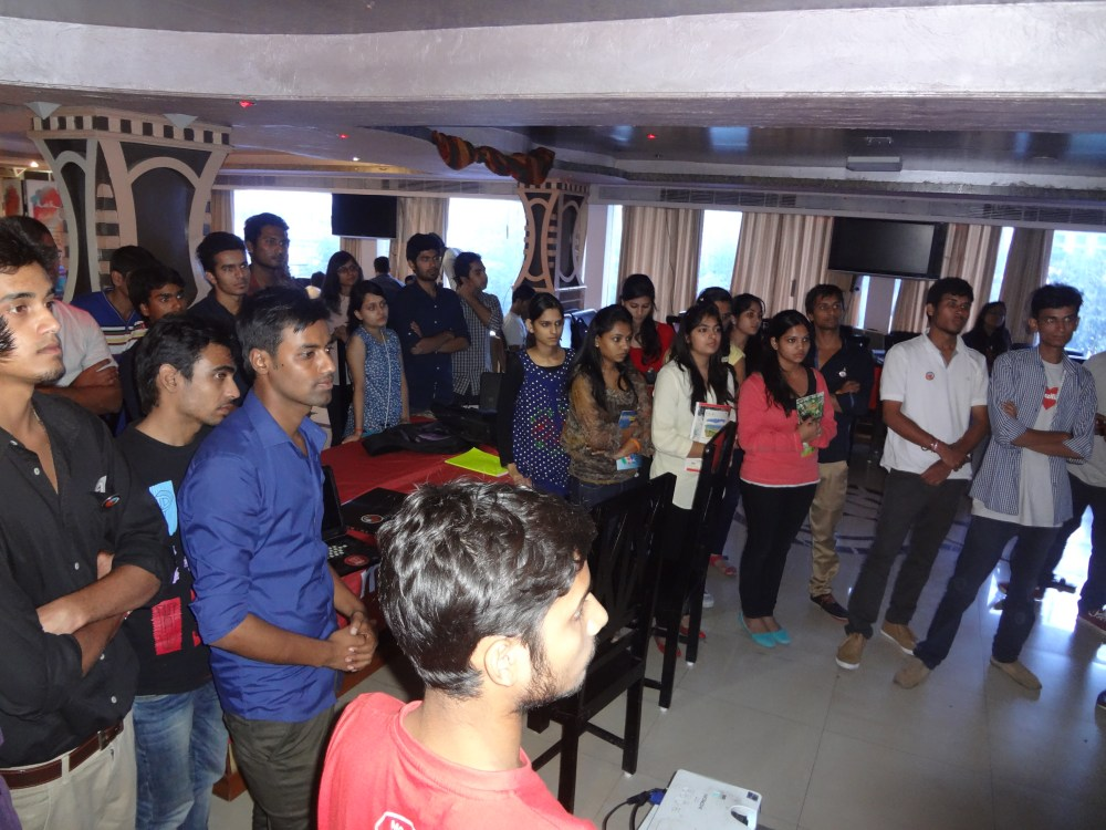 MiniCamp @ Jaipur: Version 2.0 of Family Growth with Creators (3/4)