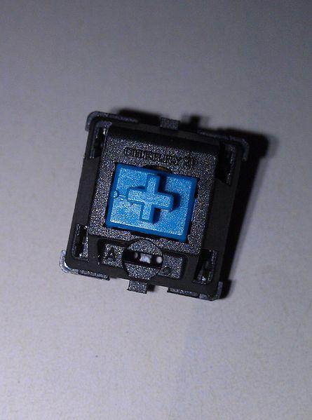 Cheryy MX Blue Switch