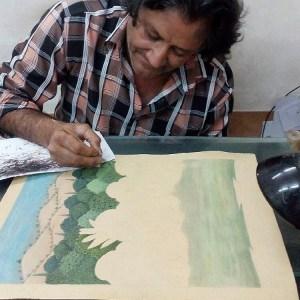 Raju Swami Art Afforestation