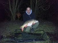 March 2014 catch: 18lb 5oz