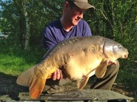June catch 28lb 12oz