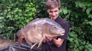 September Catch 30lb 4oz