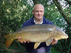 September 2015 catch 21lb 4oz