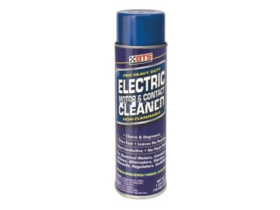 BTS Electric Motor & Contact Cleaner B-00036 18oz.