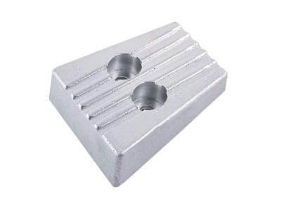 Zinc Transom Anode Plate for Volvo Penta VP-800737