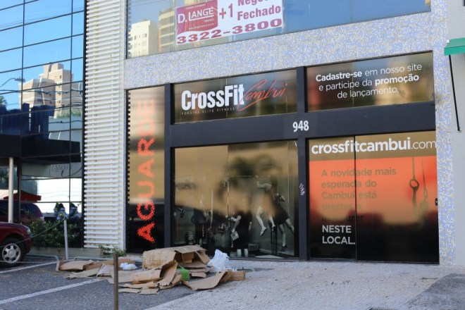 Crossfit in Campinas