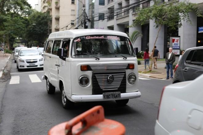 Cool VW van/bus.