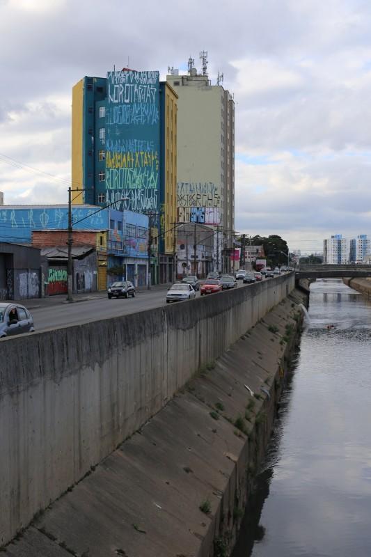 City sewage, I think?