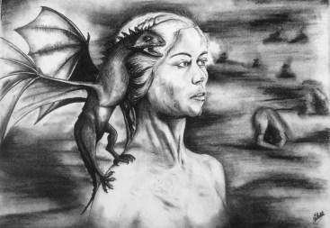 Daenerys (Charcoal)