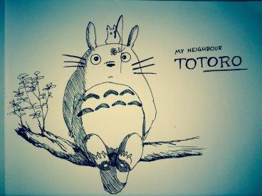 Totoro (Pen)