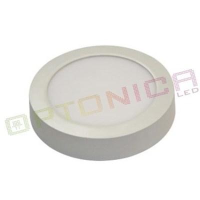 Led cветильник круглый накладной 18W 220V 225мм 1440lm