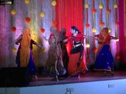 Traditional Rajasthani Dancers