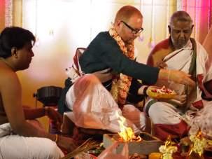 Performing Wedding Rituals