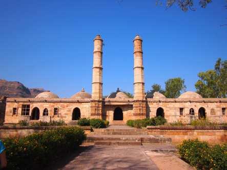 The Saher ki Masjid