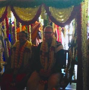 The Wedding Swing