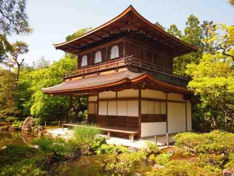 Ginkakuji (The Silver Temple)