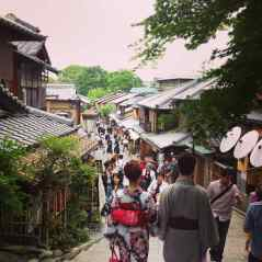 The Streets of Ninenzaka
