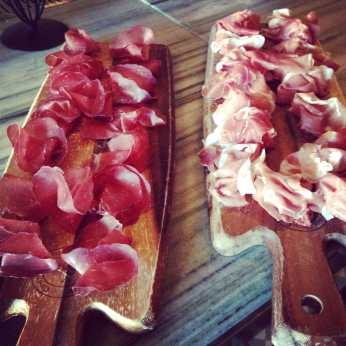Cured Meats at Pagani