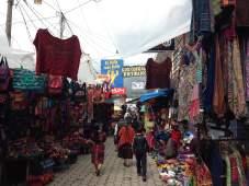The Chichicastenango Market