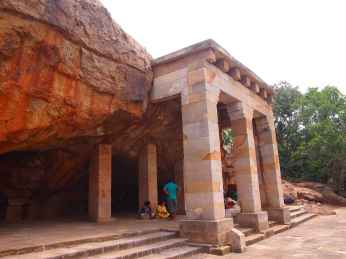 Udayagiri Cave restoration