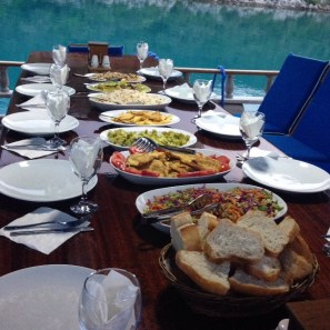 Another scrumptious Turkish feast