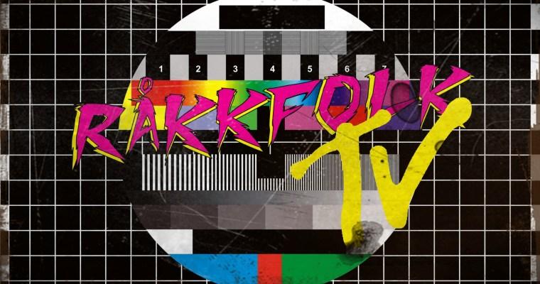 Eric's Pedalshow Episode 1 nå ute på Råkkfolk TV!