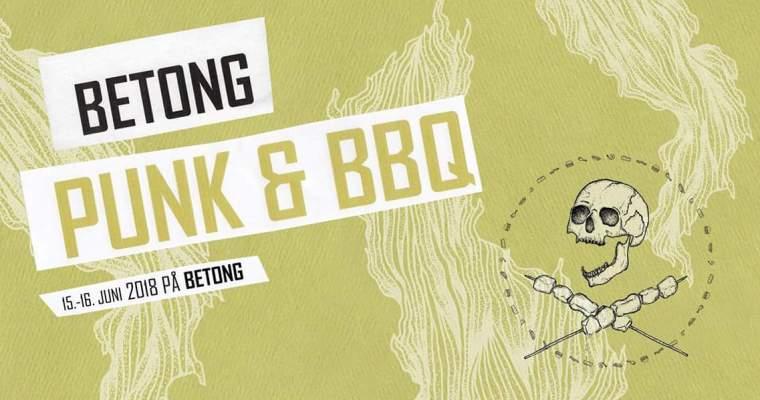 Råkkfolk Live På Betong Punk & BBQ!