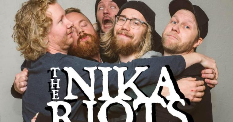 The Nika Riots – Nine Meals From Anarchy (Singel)