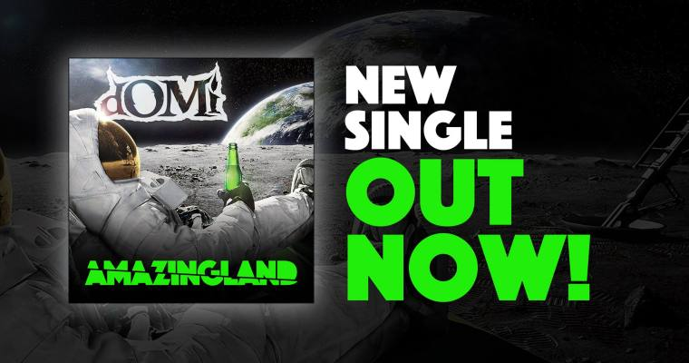 dOMi – Amazingland (Singel)