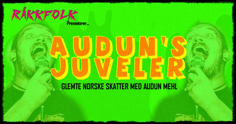 Audun's Juveler #1