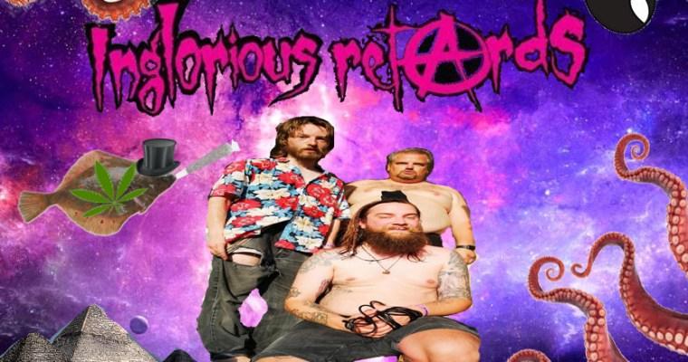 Inglorious Retards – Den Plata Vi Spilte Inn For Noen År Siden Som Egentlig Skulle Være Debutplata (Album)