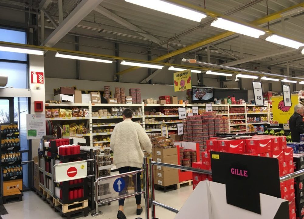アイスランドのスーパー
