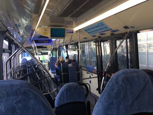バルセロナ空港 バス