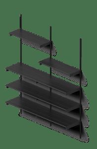 Rakks Wall-mounted Shelving