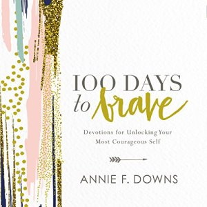 100 Days to Brave audiobook cover art