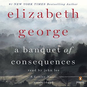 A Banquet of Consequences audiobook cover art