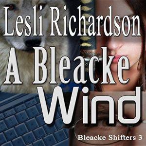 A Bleacke Wind audiobook cover art