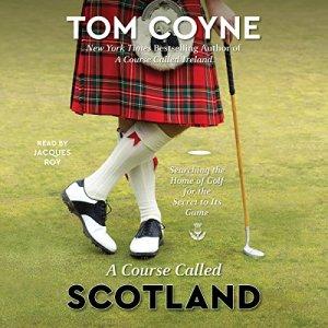 A Course Called Scotland audiobook cover art