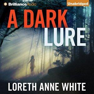 A Dark Lure audiobook cover art