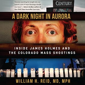 A Dark Night in Aurora audiobook cover art