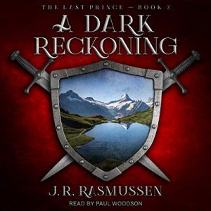 A Dark Reckoning audiobook cover art